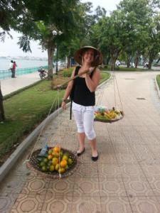 Iris in Vietnam