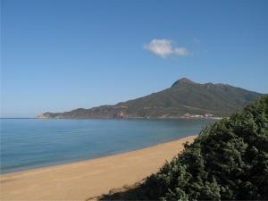Strand van de Costa Verde