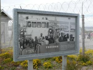 Entree van het gevangeniscomplex