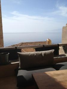 Mooi uitzicht! En lekkere koffie