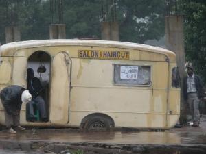 Haarsalon, Swaziland-style