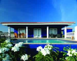 Patio-villa